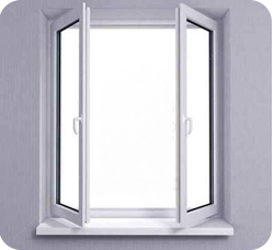 rosenie okien, starostlivost o plastové okná a eurookná,