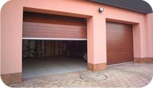 garážové brány, doplnky