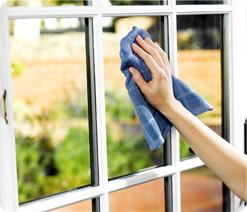 starostlivosť o okná, plastové okná, eurookná
